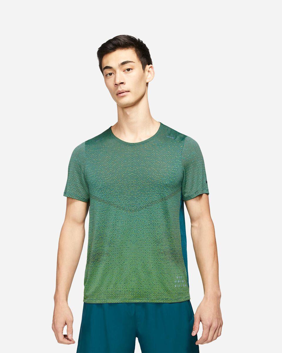 T-Shirt running NIKE RUN DIVISION PINNACLE M S5269962 scatto 0
