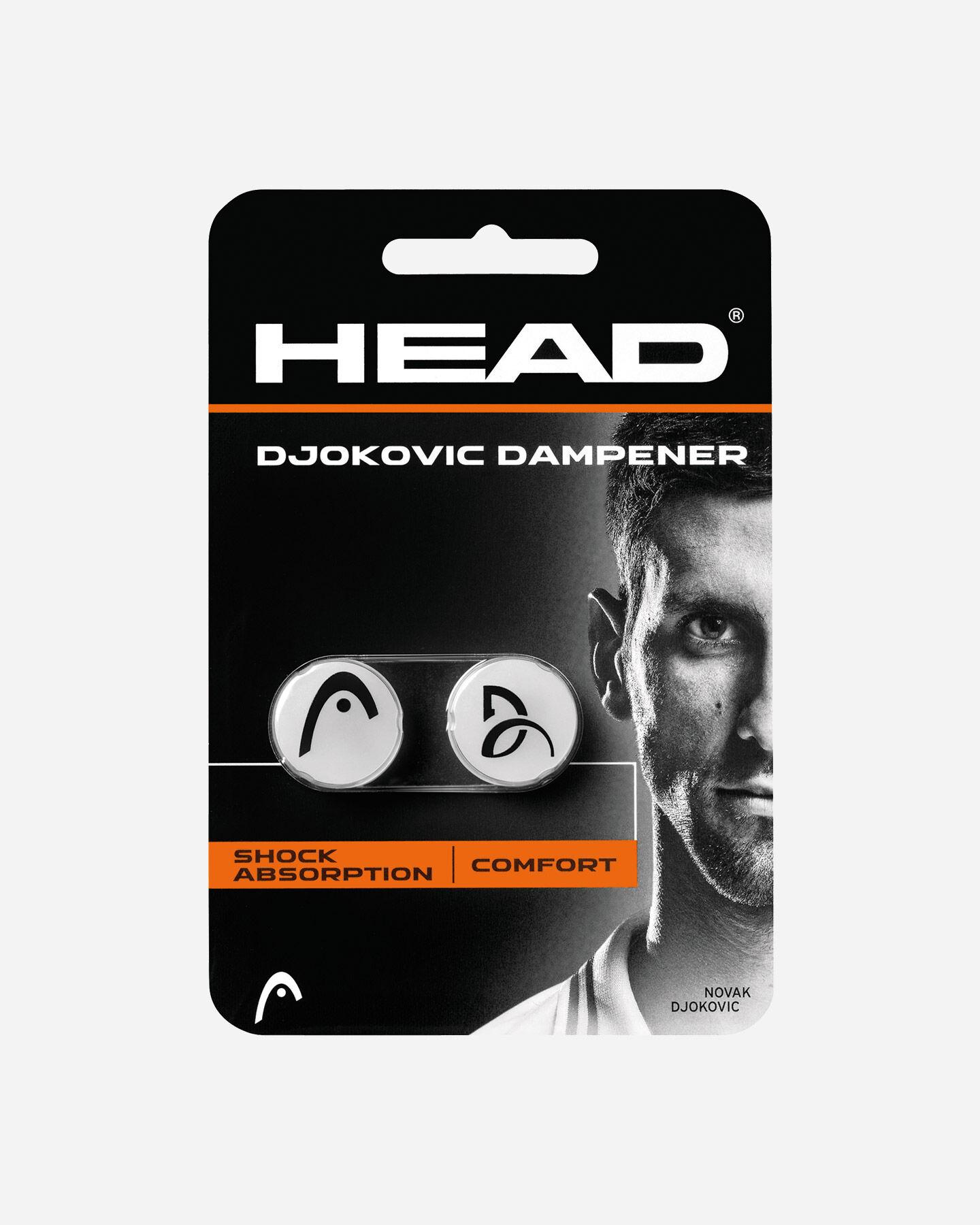 Accessorio tennis HEAD DJOKOVIC DAMPENER S1323219|1|UNI scatto 0