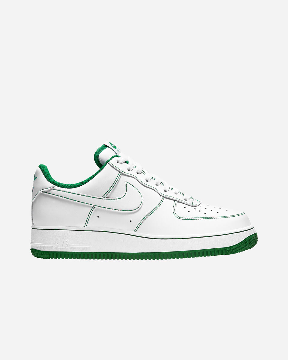 Scarpe sneakers NIKE AIR FORCE 1 '07 M S5270400 scatto 0
