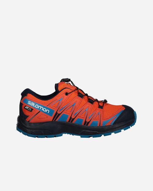 Scarpe trail SALOMON XA PRO 3D CSWP JR