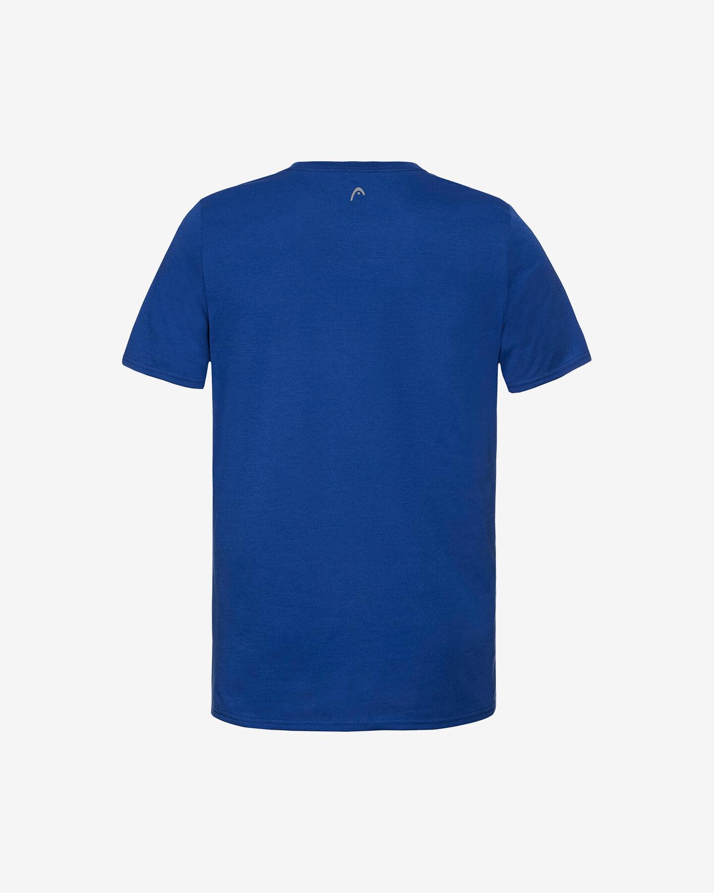 T-Shirt tennis HEAD CLUB CHRIS M S5304505 scatto 1