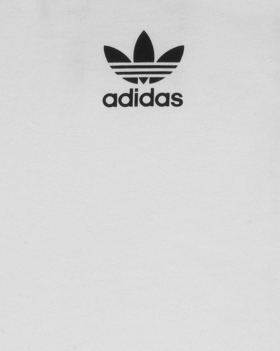 T-Shirt ADIDAS ORIGINALS BIG TREFOIL W S5210185 scatto 2