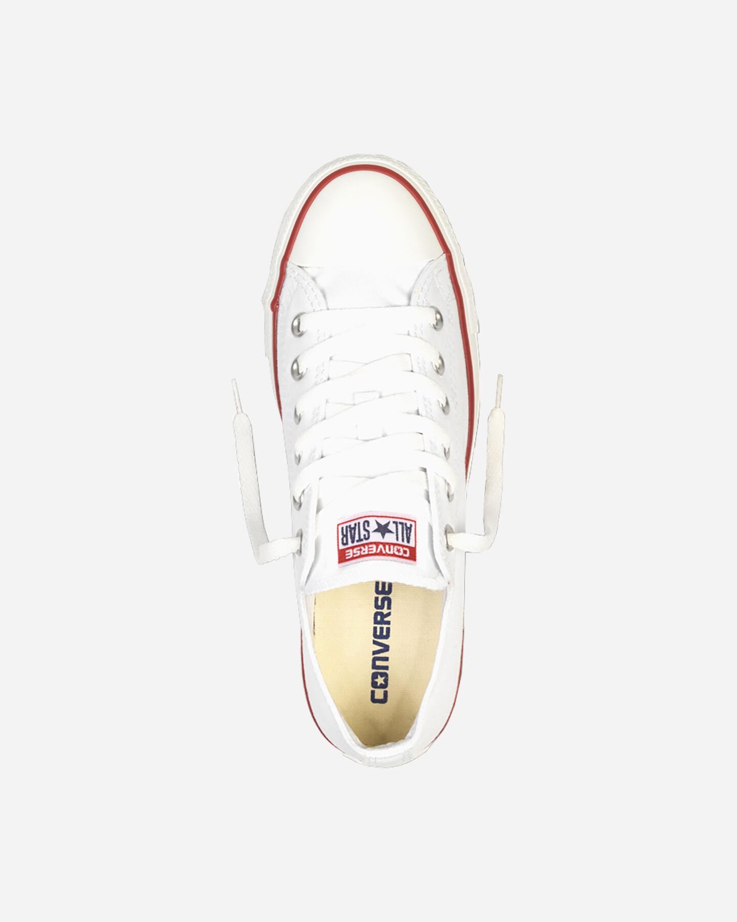 Scarpe sneakers CONVERSE CHUCK TAYLOR ALL STAR OX M S0680505 scatto 1
