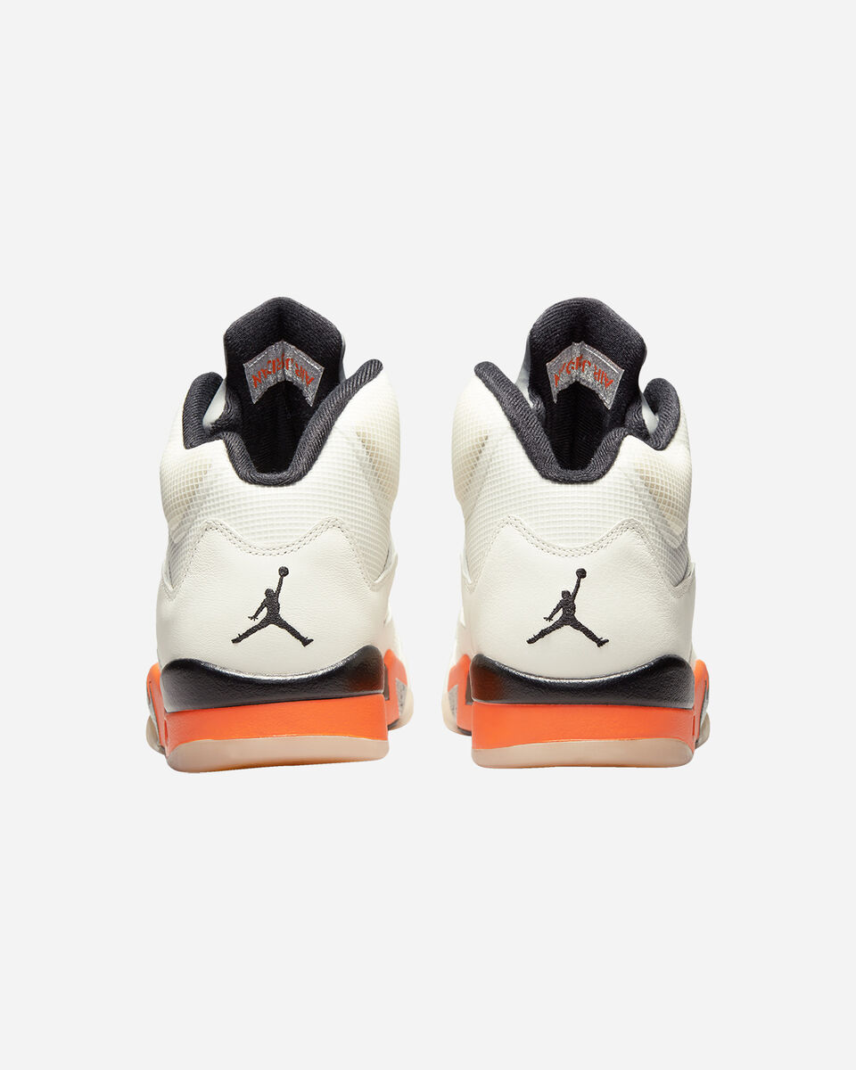 Scarpe sneakers NIKE AIR JORDAN 5 RETRO M S5331188 scatto 4