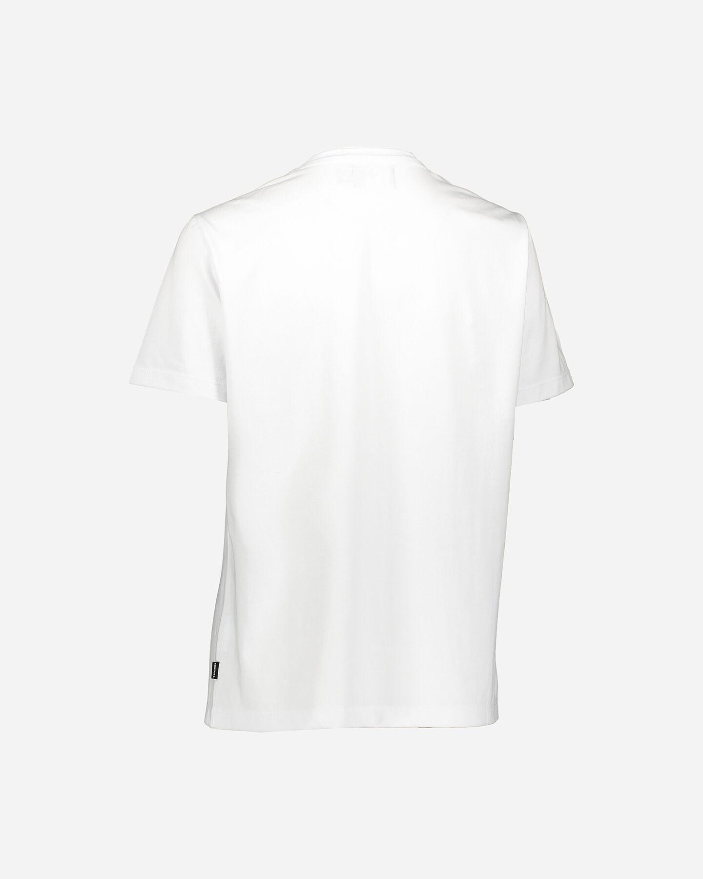 T-Shirt CONVERSE BOYFRIEND CHUCK LOVE W S5300562 scatto 1