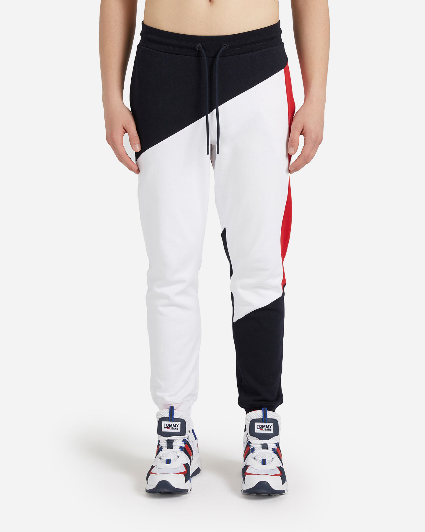 Pantalone TOMMY HILFIGER COLOR M S4089516 scatto 0