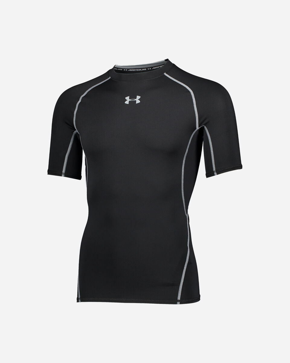 T-Shirt training UNDER ARMOUR COMPRESSION M S5031196 scatto 0