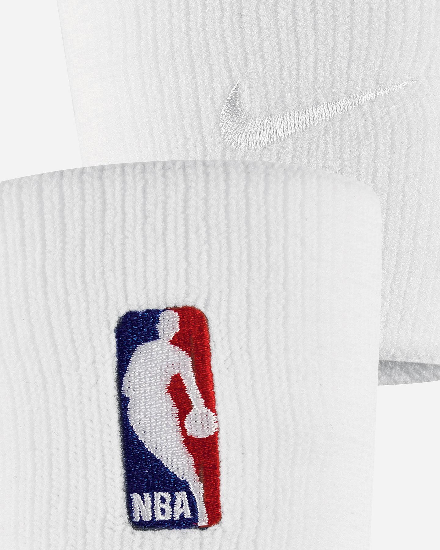 Accessorio basket NIKE NBA WRISTBAND S4031391 1 UNI scatto 1