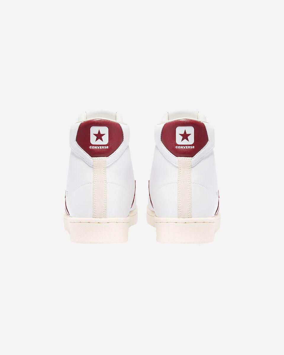 Scarpe sneakers CONVERSE PRO LEATHER M S5282508 scatto 4