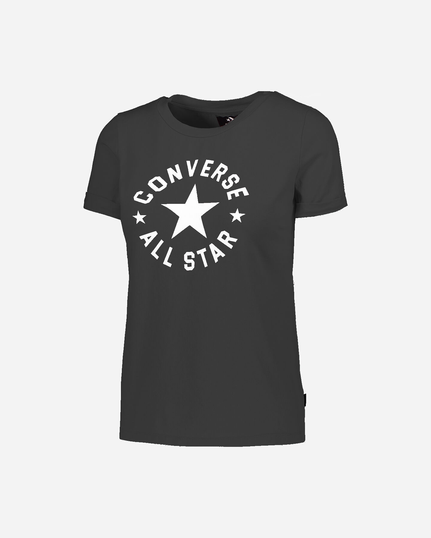 T-Shirt CONVERSE LOGO CLASSIC W S5181123 scatto 0