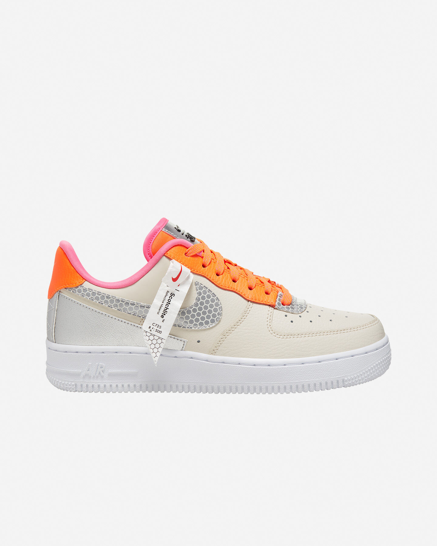 air force 1 bambino gialle