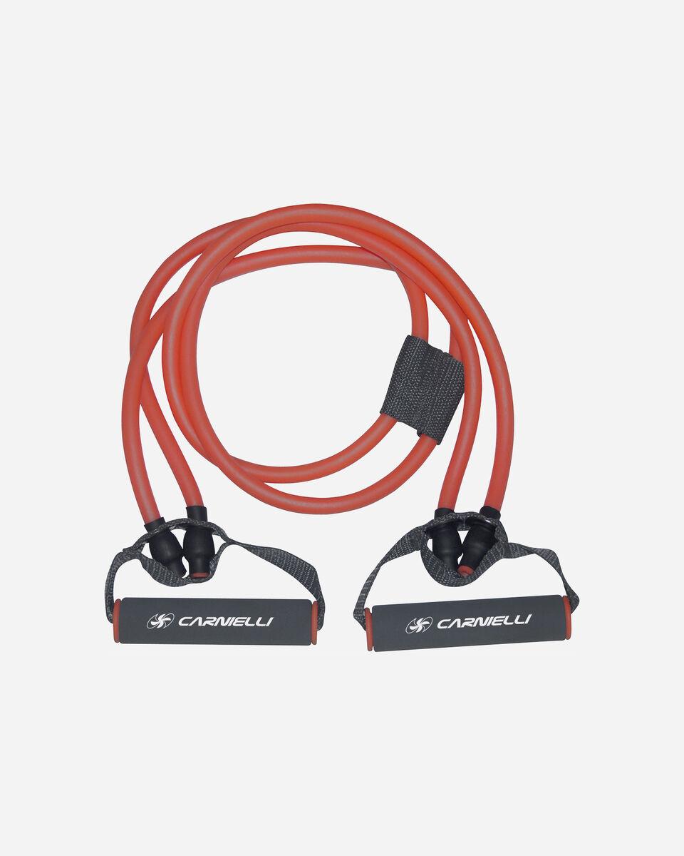Accessorio palestra CARNIELLI ELASTICO MANIGLIE S4003827|1|UNI scatto 0