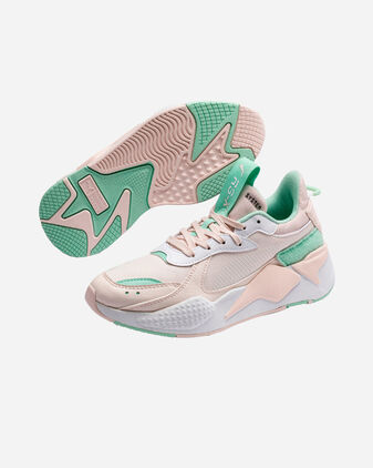 Scarpe sneakers PUMA RS-X COLLEGIATE GS JR