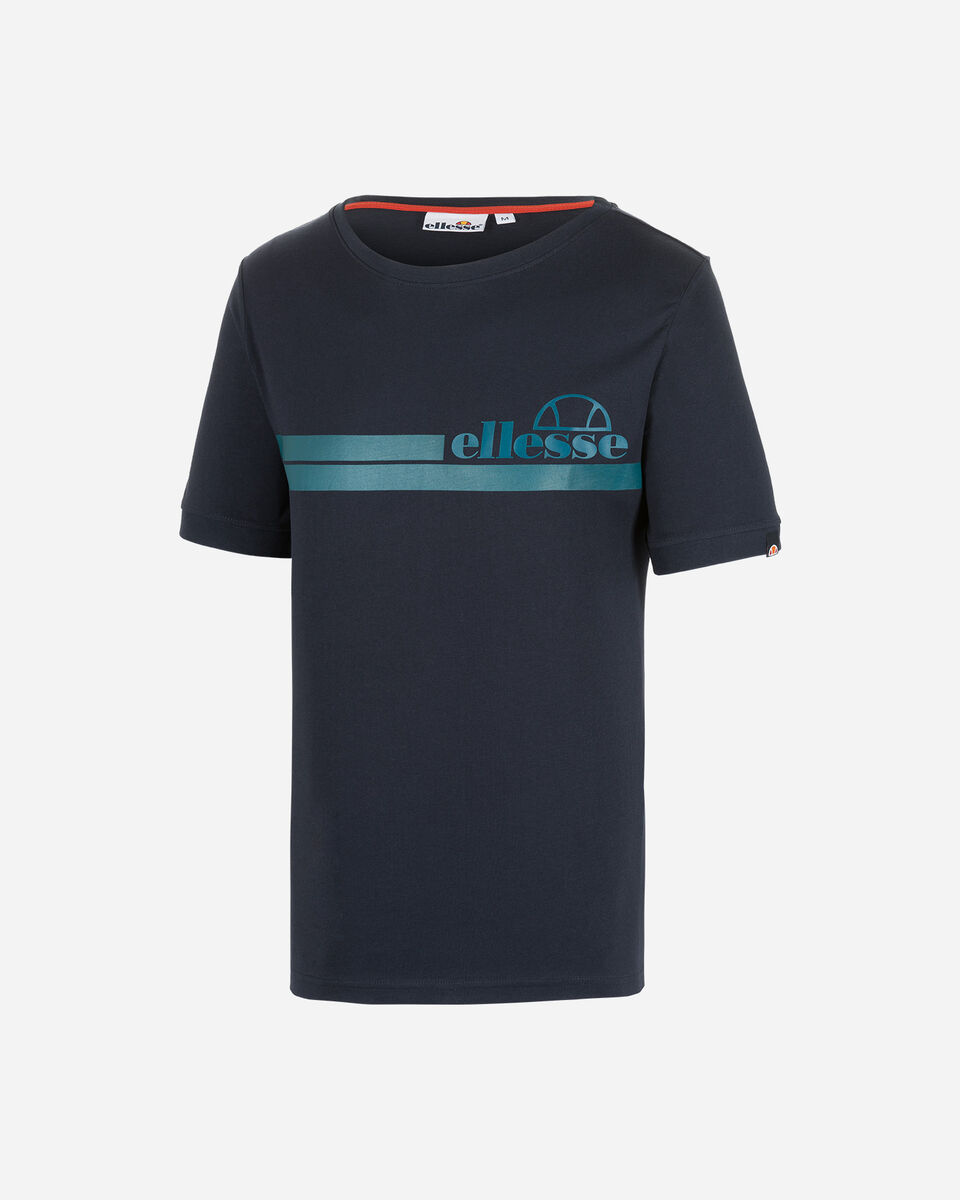 T-Shirt ELLESSE MC STRIPES M S4081222 scatto 6