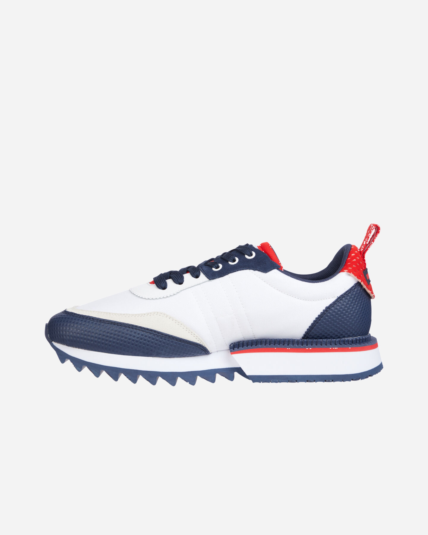 Scarpe sneakers TOMMY HILFIGER FASHION M S4088096 scatto 4