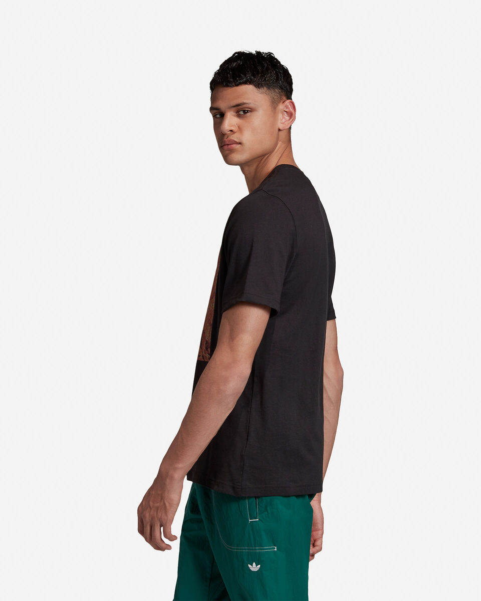 T-Shirt ADIDAS ADVENTURE M S5210691 scatto 4
