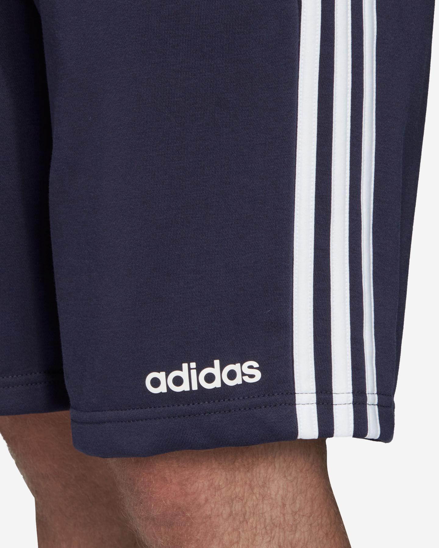 Pantaloncini ADIDAS 3S M S2020501 scatto 4