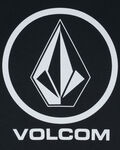 T-Shirt VOLCOM CRISP STONE M