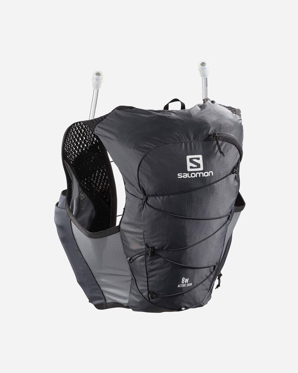Accessorio running SALOMON ACTIVE SKIN 8 S5303671 scatto 0