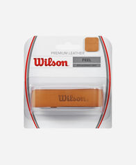 TENNIS unisex WILSON LEATHER GRIP NATURAL