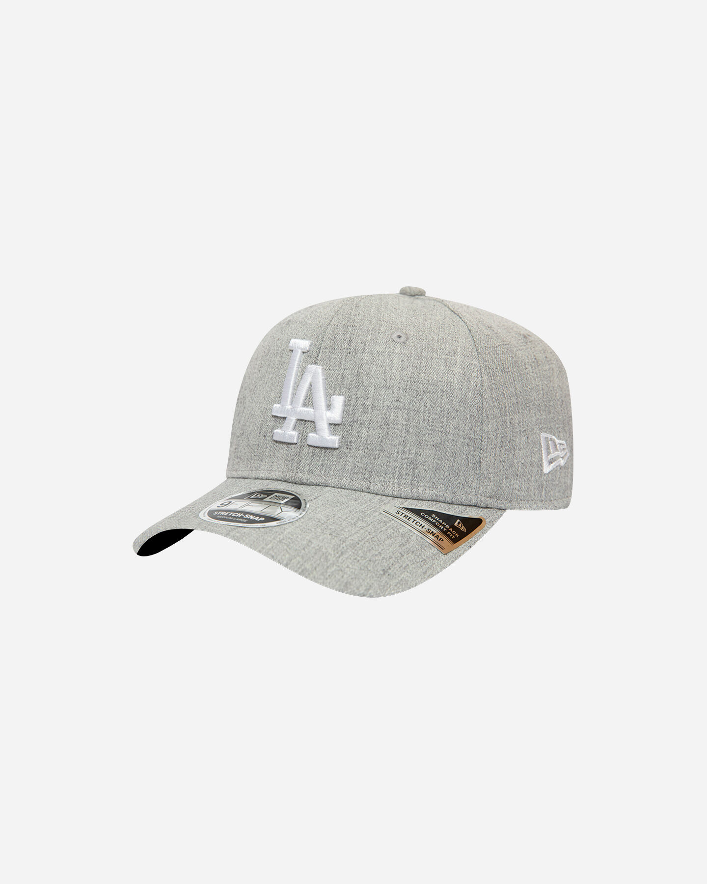 Cappellino NEW ERA LOS ANGELES DODGERS 9FIFTY HEATHER BASE S5170126 scatto 0