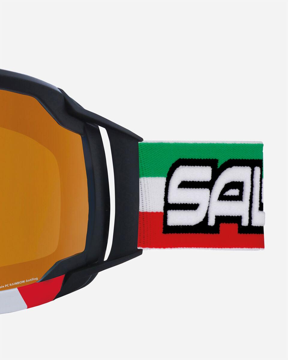 Maschera sci SALICE 618 ITA S4006818|NERO|UNI scatto 1