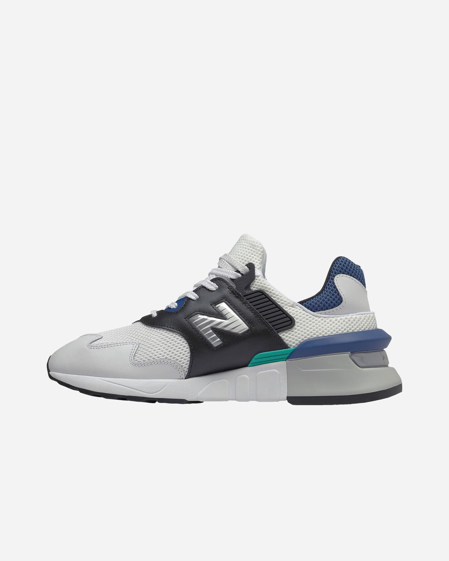 Scarpe sneakers NEW BALANCE 997S M S5122226 scatto 3