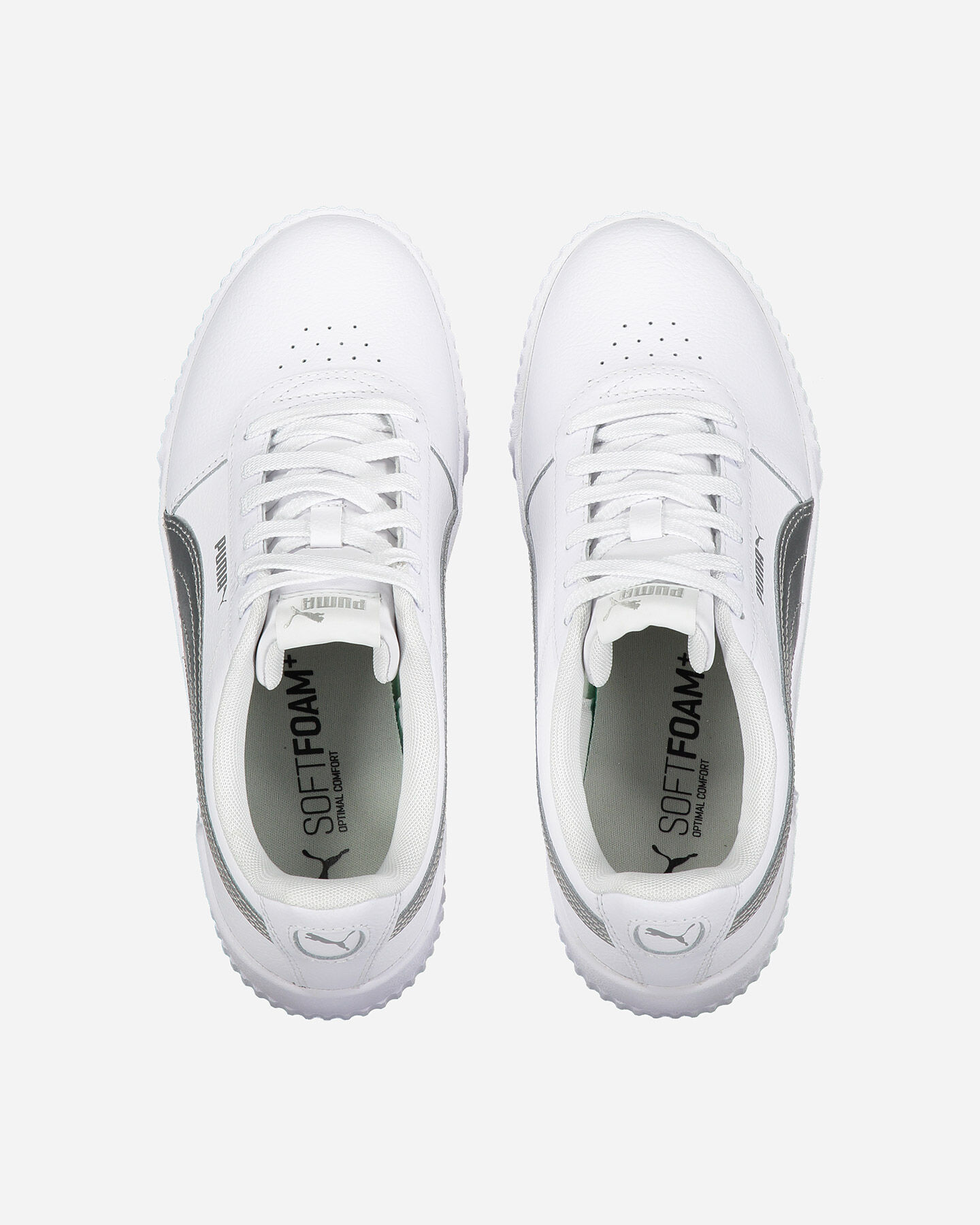 Scarpe sneakers PUMA CARINA L W S5173094 scatto 3