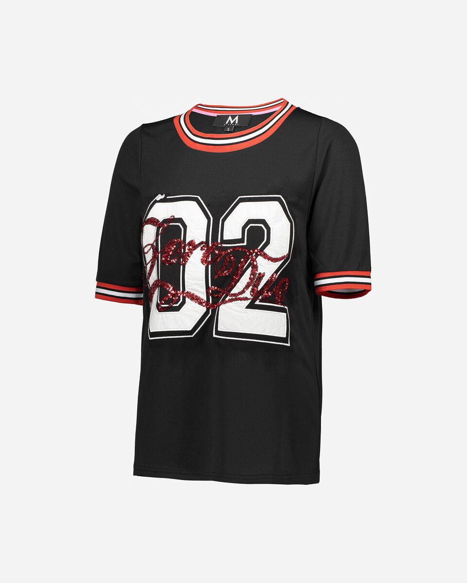 T-Shirt MIA M BASKET W S4067069 scatto 0