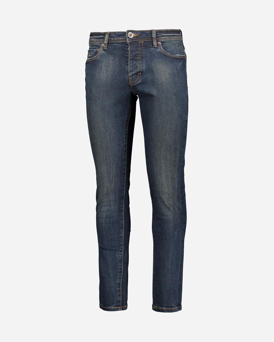 Jeans COTTON BELT GREGOR SLIM M S4070912 scatto 5