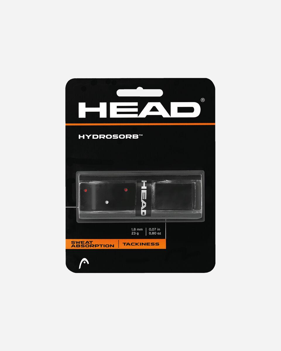 Grip tennis HEAD HYDROSORB S5093099|BKRD|UNI scatto 0