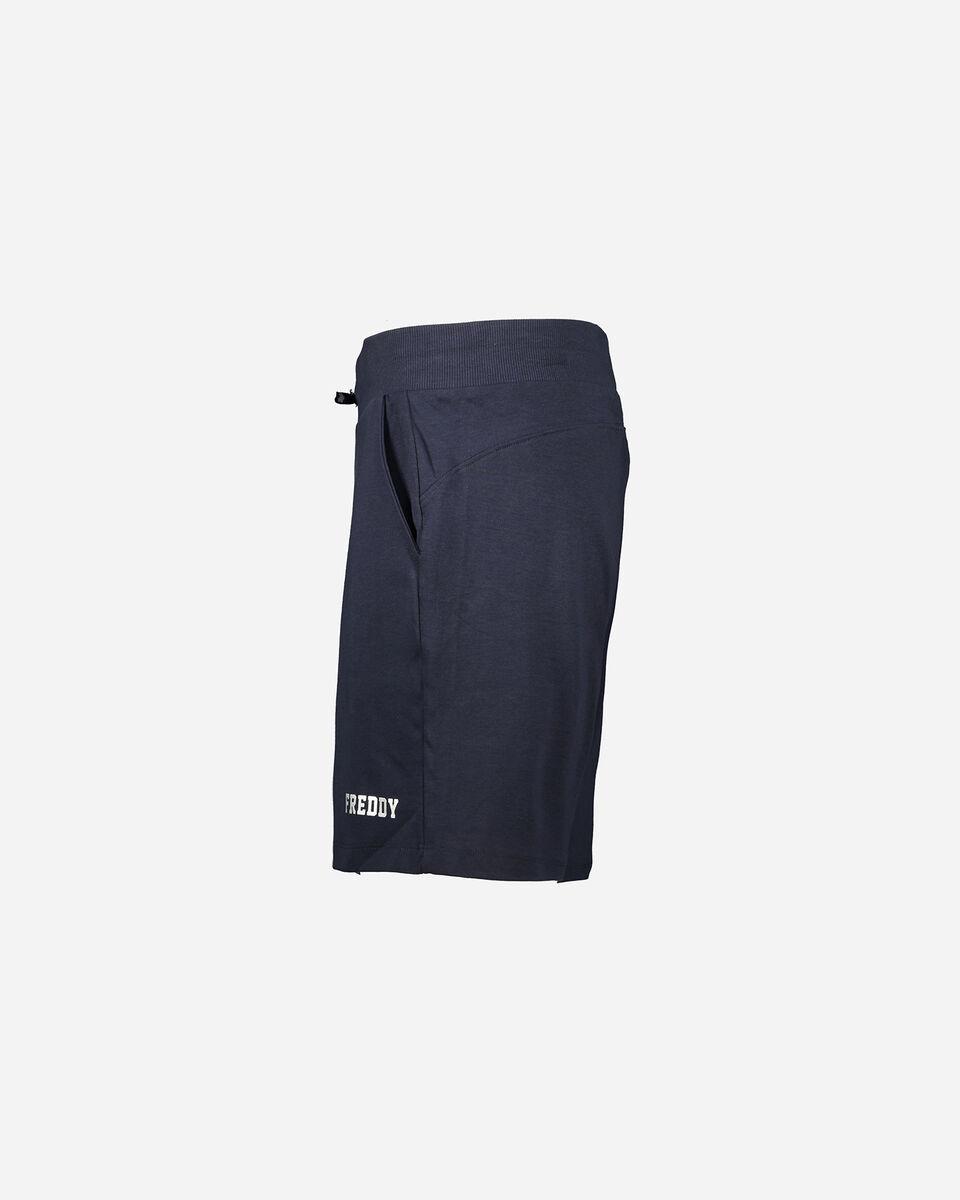 Pantaloncini FREDDY INTERLOCK W S5302144 scatto 1