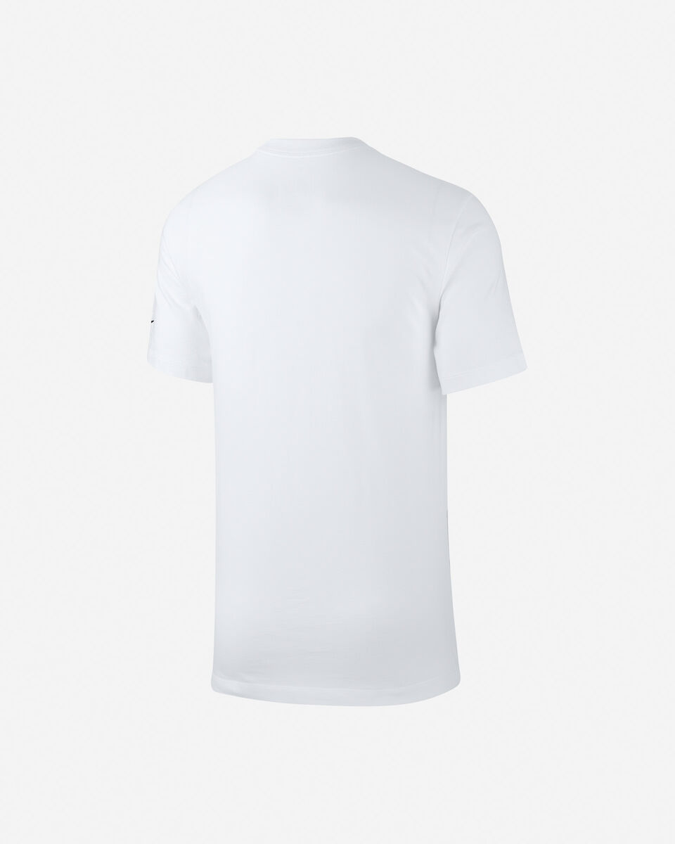 T-Shirt NIKE AIR BLOCKED M S5196351 scatto 1