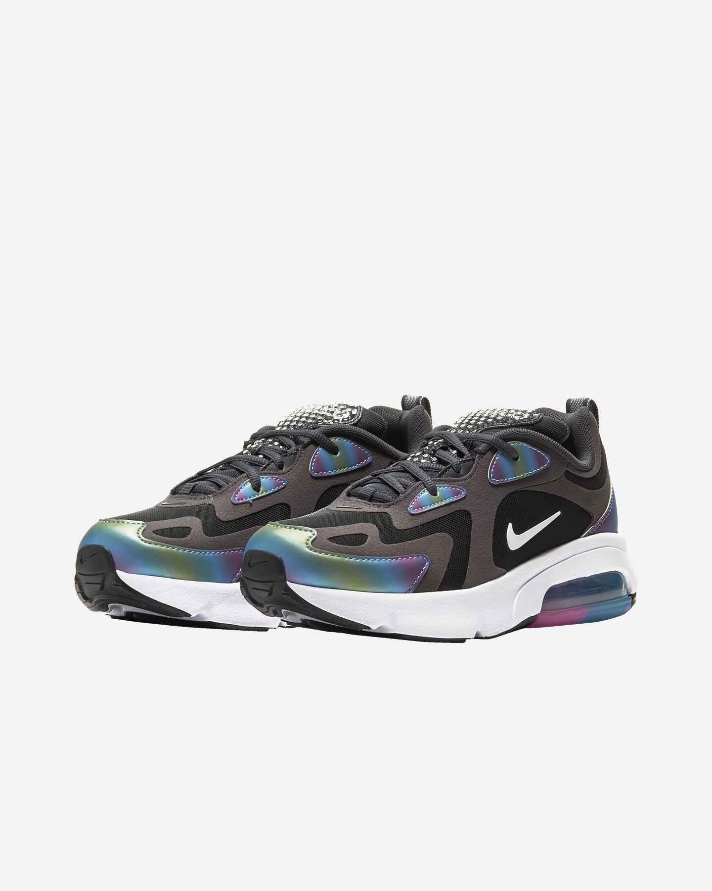 Scarpe sneakers NIKE AIR MAX 200 20 JR GS S5162406 scatto 1
