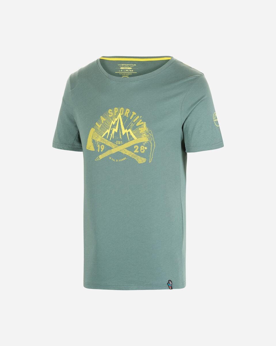 T-Shirt LA SPORTIVA HIPSTER M S5198825 scatto 0