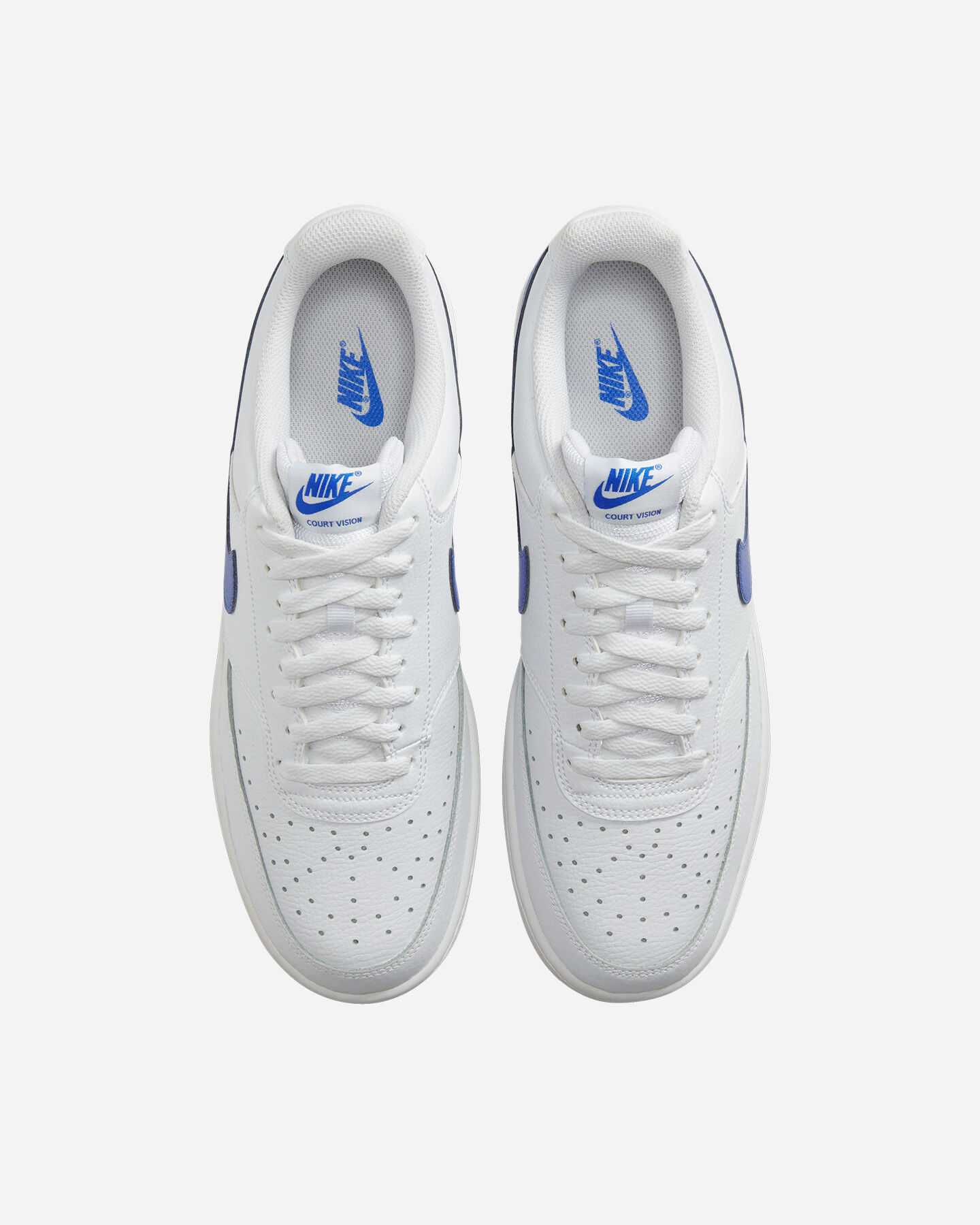 Scarpe sneakers NIKE COURT VISION LOW M S5194531 scatto 3