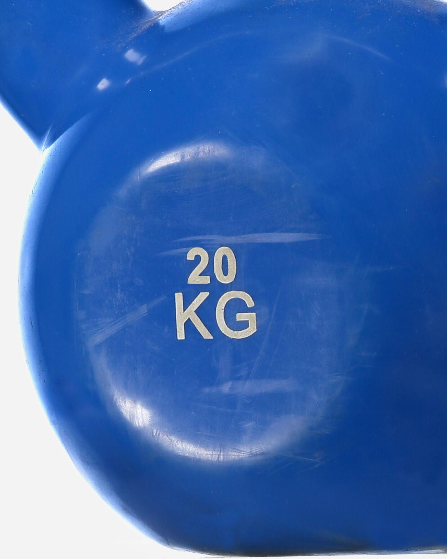 Manubrio CARNIELLI KETTLEBELL 20 KG S1194269|1|UNI scatto 1