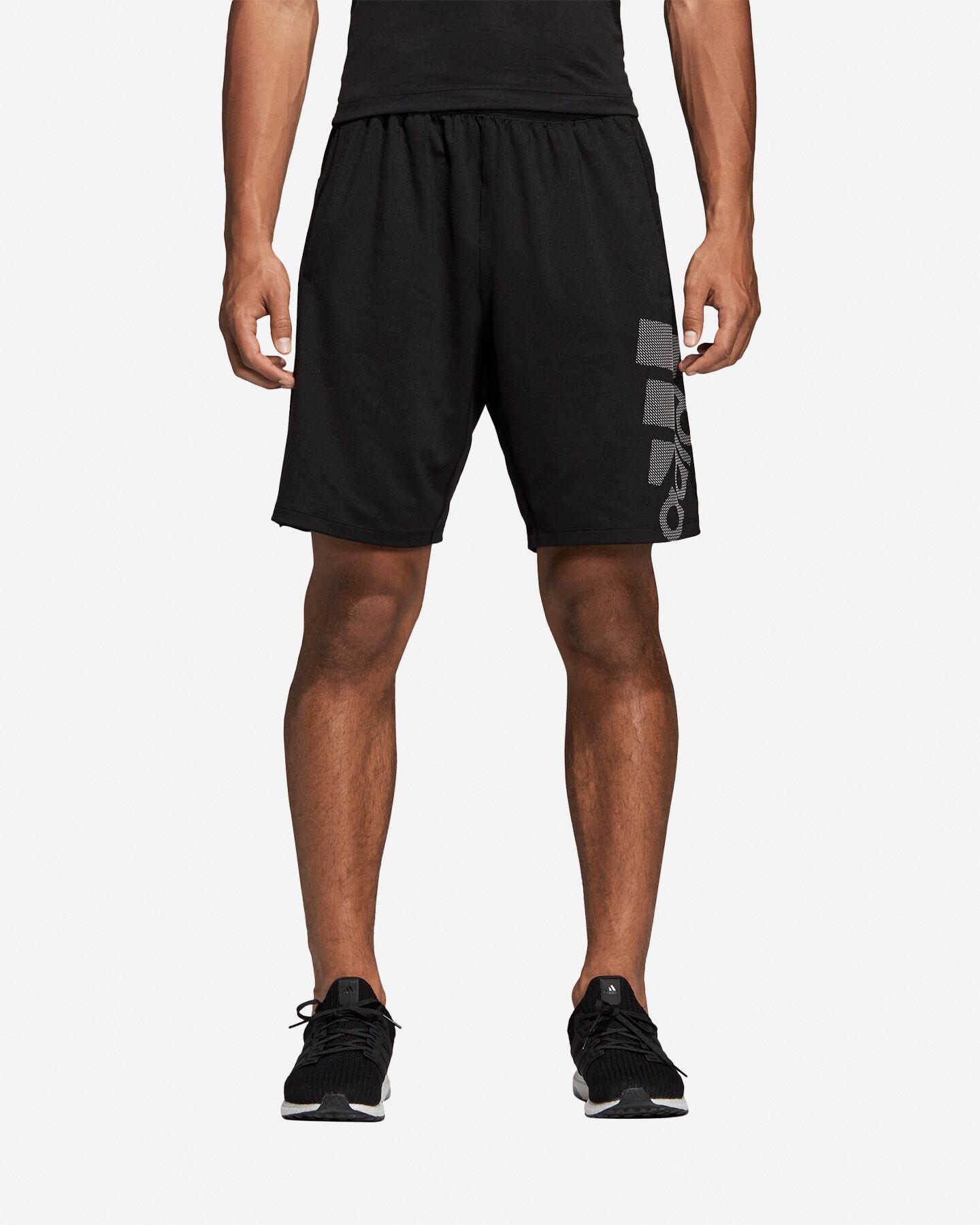 Pantalone training ADIDAS 4KRFT SPORT GRAPHIC BADGE OF SPORT M S2020483 scatto 2