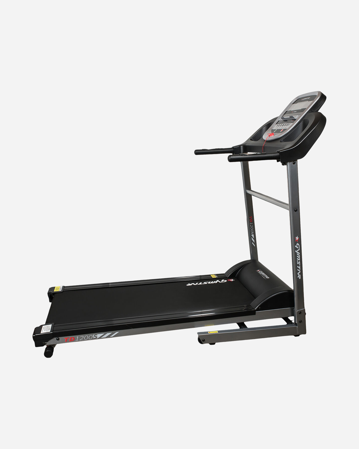 Tapis roulant CARNIELLI GYMSTAR TD 1200S S4031139|1|UNI scatto 0