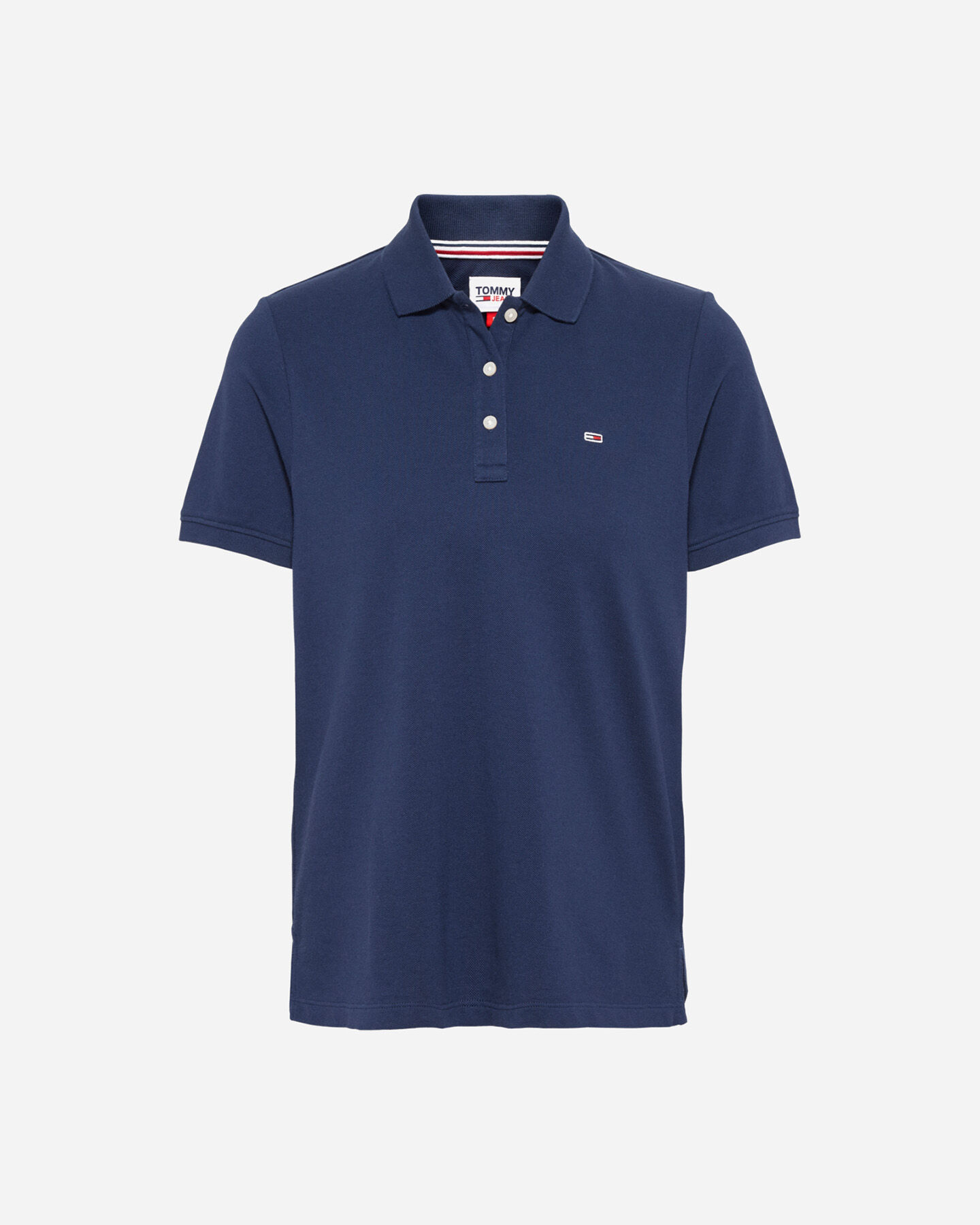 Polo TOMMY HILFIGER SLIM SMALL FLAG W S4089066 scatto 0