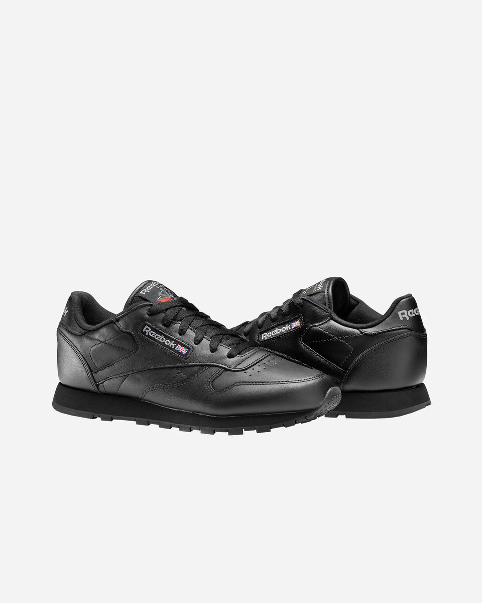 Scarpe sneakers REEBOK CLASSIC LEATHER W S0295670 scatto 1