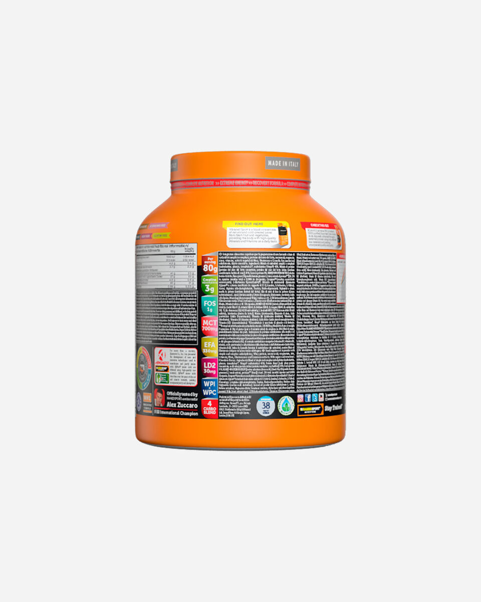 Energetico NAMED SPORT ANABOLIC MASS PRO 1600G S4033470 1 UNI scatto 2