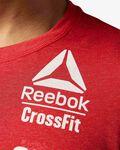 T-Shirt training REEBOK CROSSFIT POLY BLEND M