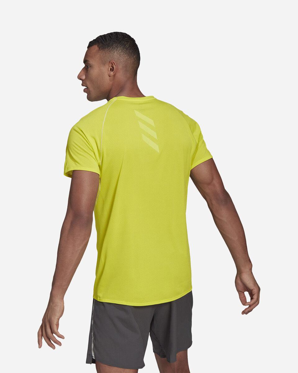 T-Shirt running ADIDAS RUNNER M S5273910 scatto 2