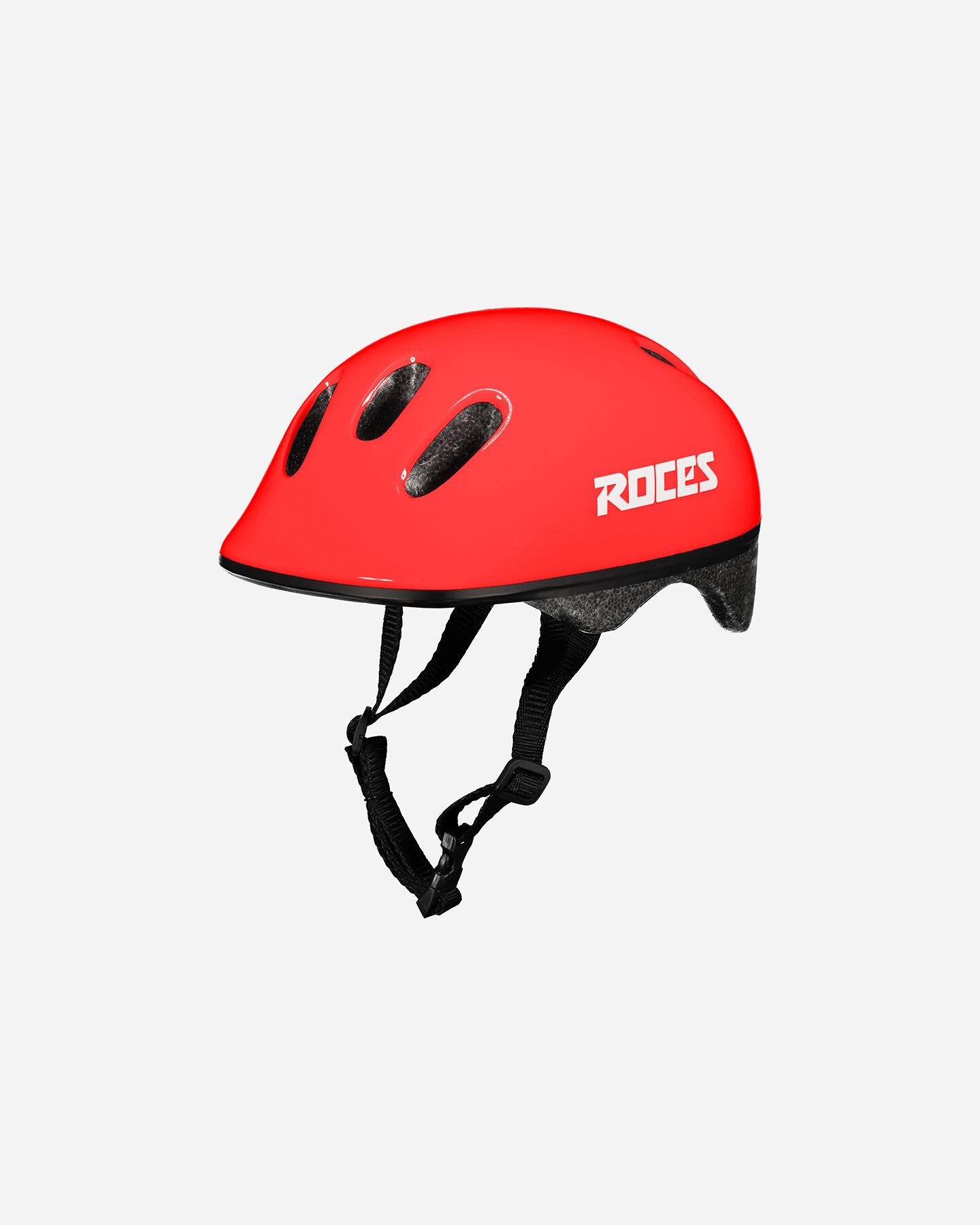 Protezione pattinaggio ROCES HELMET KID JR S1297731 scatto 0