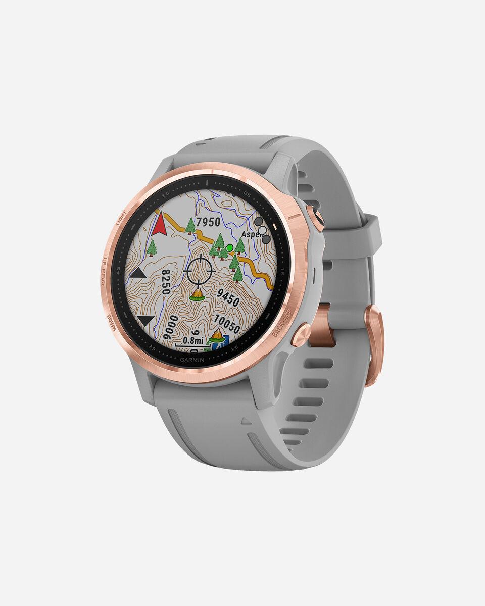 Orologio multifunzione GARMIN FENIX 6S SAPPHIRE S4076554 21 UNI scatto 2