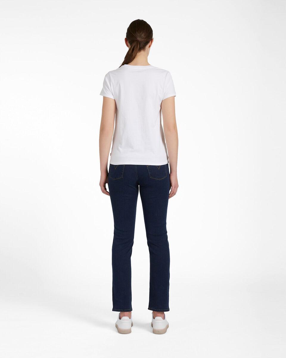 T-Shirt LEVI'S LOGO SERIF W S4088765 scatto 2