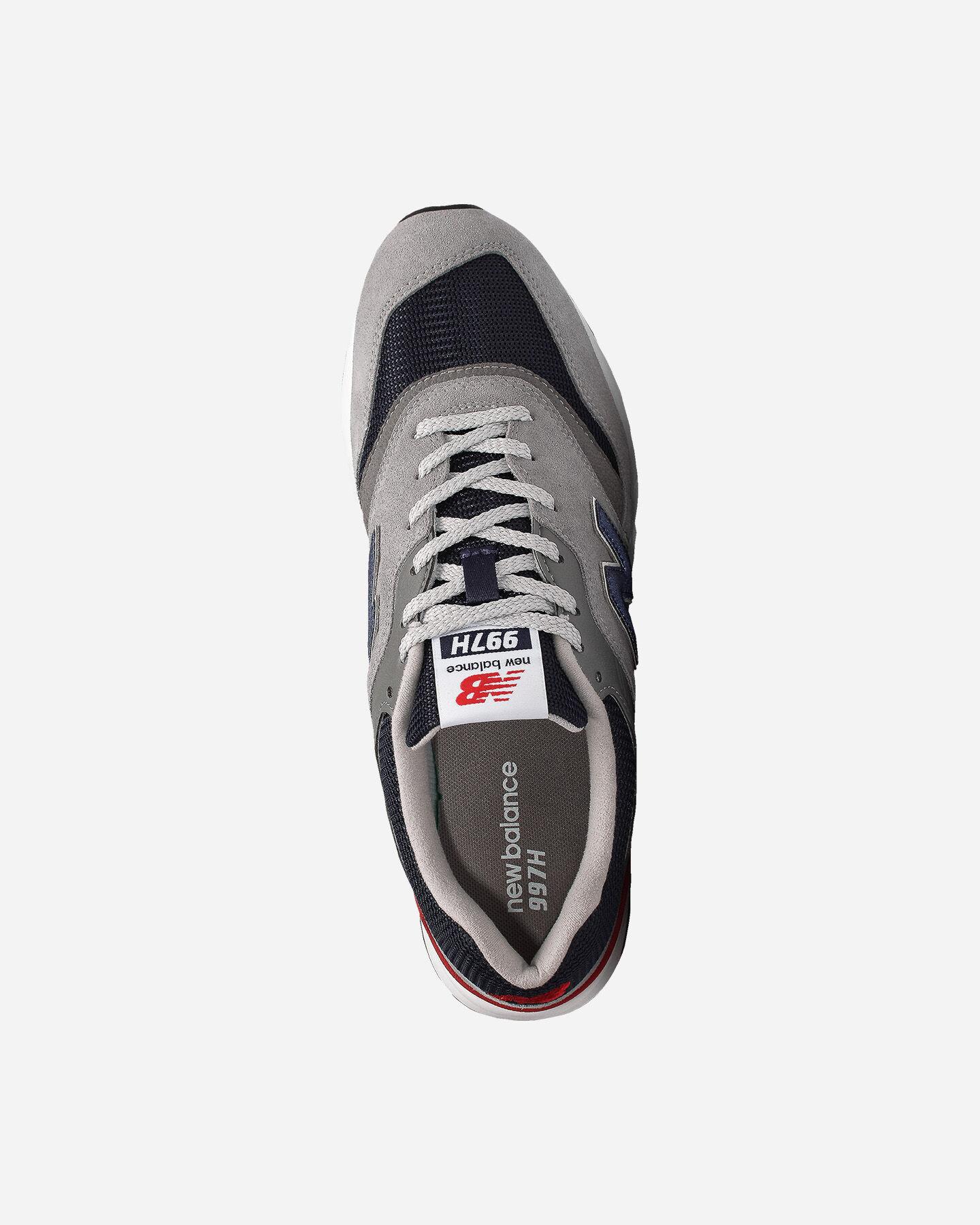 Scarpe sneakers NEW BALANCE 997H M S4060316 scatto 2