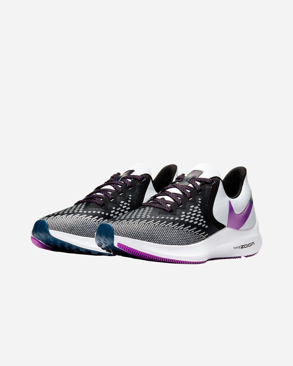 Scarpe running NIKE AIR ZOOM WINFLO 6 W S5161414 scatto 1