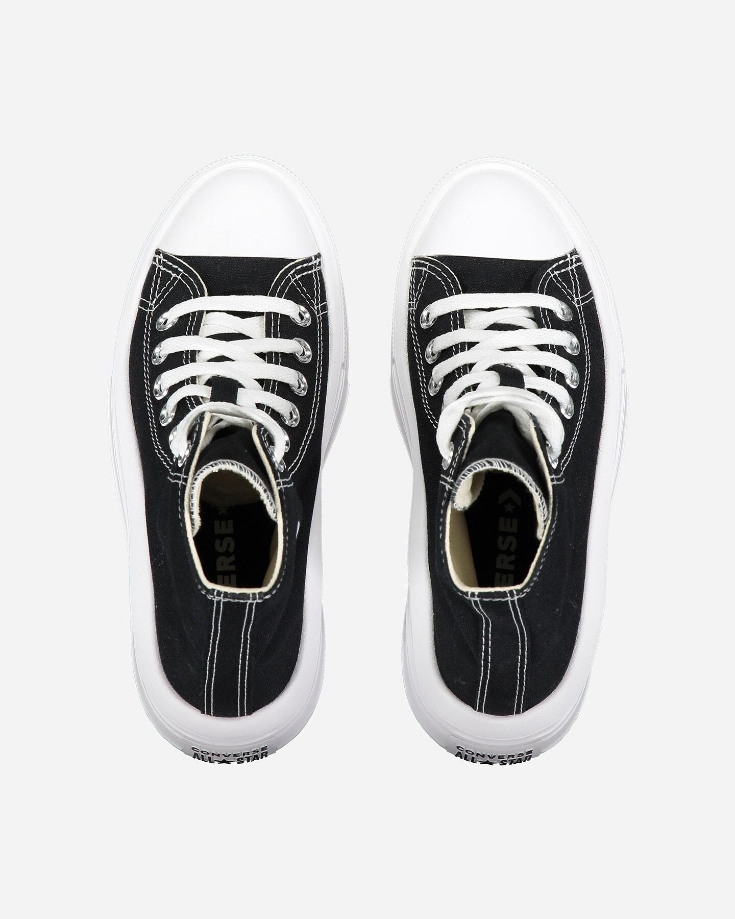 Scarpe sneakers CONVERSE CHUCK TAYLOR ALL STAR MOVE PLATFORM W S5231651 scatto 3